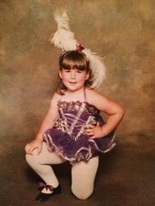 Little fat dancer