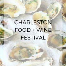 Charleston Food + Wine Festival